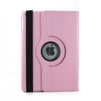 360 Rotation PU Leather case for Apple iPad 2/3/3 Smart cover flip cases with stand function for iPad 2/3/4 with Retina Fundas