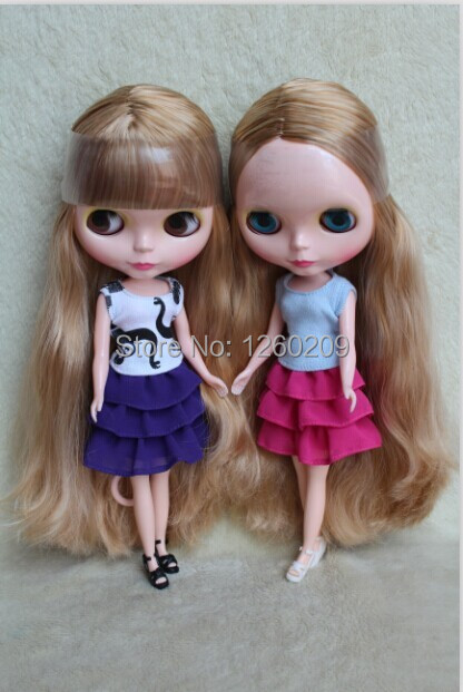 Best Selling Nude Doll With Two Hair Style For Choice DIY Sex Doll Girls (S00188)(China (Mainland))