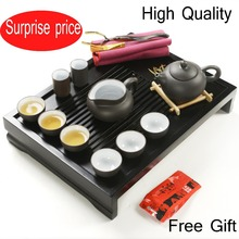 Free shipping chinese kung fu tea set