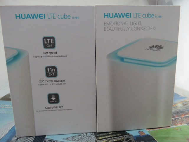 HUAWEI E5180 e5180s-22 4G 2G 3G LTE 150Mbps UNLOCKED NEW Router VOIP BOXED(China (Mainland))