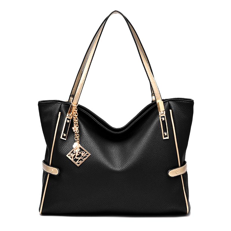 2016 Ms. European and American style trend dumplings shoulder bag big bag<br><br>Aliexpress