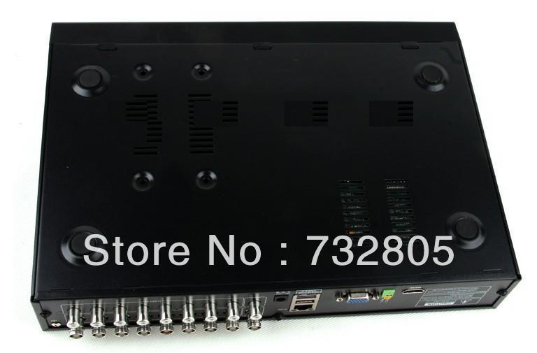 16CH H264 HD RS485 HI3520 CCTV NVR/HVR/DVR ALARM HDMI ICLOUD 3G WIFI ONVIF CCTV Digital Video Recorder 8416H(China (Mainland))