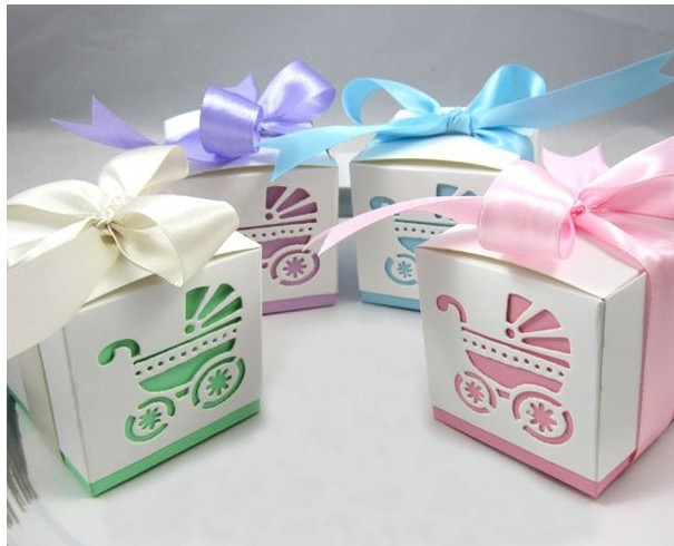 Wedding Favor Boxes For Sale : Free Shipping Hot Sale 100pcs /lot Wedding favor Candy Boxes Laser Cut ...