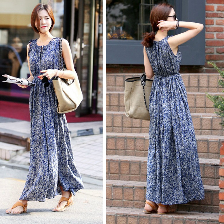 Casual Long Dresses For Women