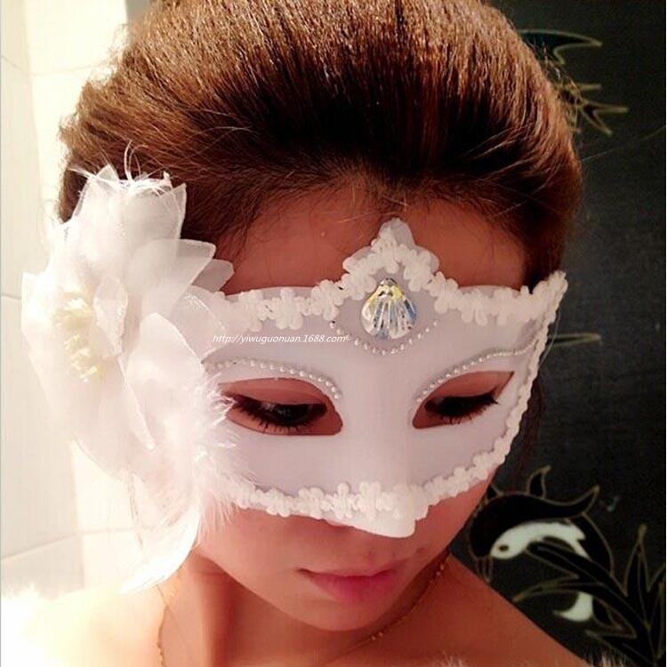 Как сделать белую маску для лица