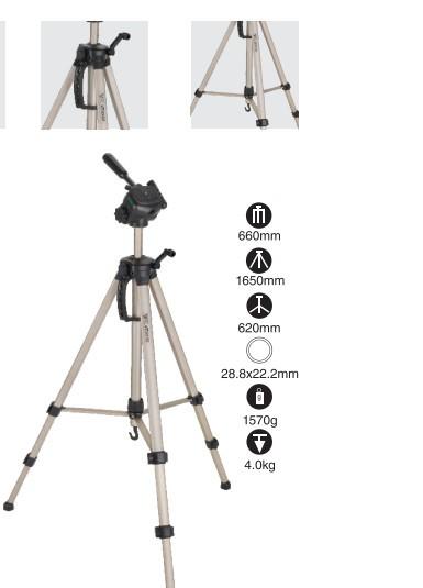 Штатив FANCIER WT3570 fancier fancier wt 3958m черный для видеокамер монопод напольный