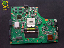 Hot For ASUS K53SD Laptop Motherboard 60-N3EMB1300-D14 K53SD REV:5.1 mainboard 100% Tested(China (Mainland))