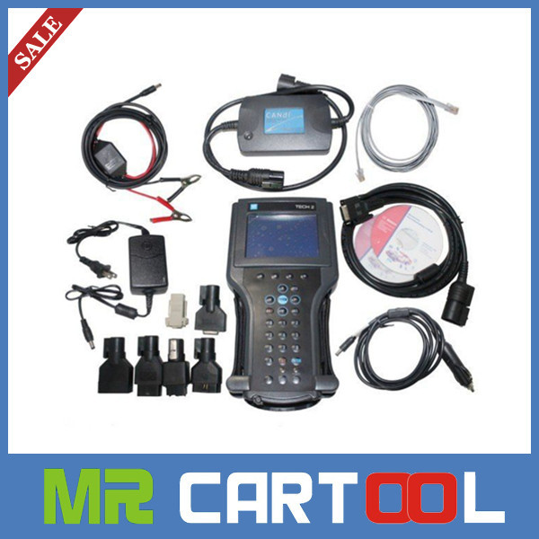 2015 GM TECH2 scanner software(GM,OPEL,SAAB ISUZU,SUZUKI HOLDEN) Full Set Vetronix gm tech 2 with Candi Interface without box(Hong Kong)