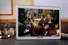 Samsung 9,7-дюймовый планшет пк построен в четырехъядерных процессоров 3 г 32 ГБ 8 ГБ 1280 * 800 экран планшет телефон бесплатный транспорт