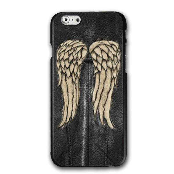 Selling Custom Printed Walking Dead Daryl Dixon Cover Iphone 6 6plus hard plastic case price - Shenzhen OEM CASE Co., Ltd store
