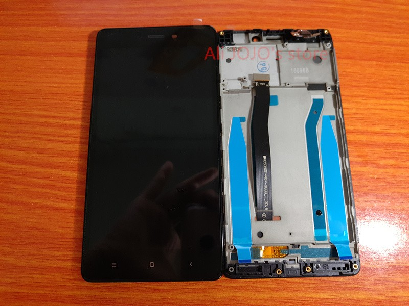 tested! FOR Xiaomi Redmi 3 LCD Display +Touch Screen+Replacement Accessories for Hongmi3 Redmi3