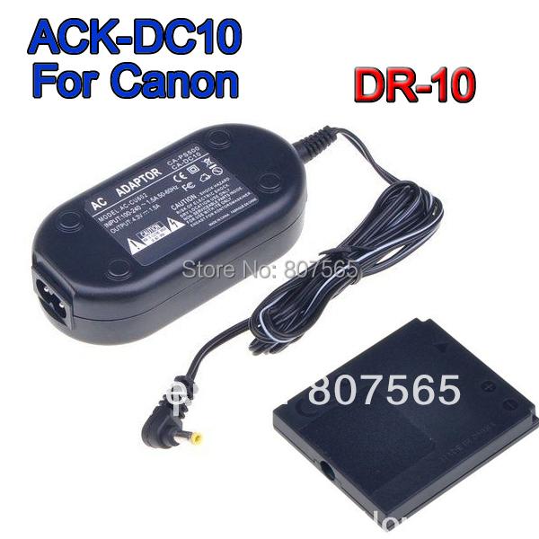 Адаптер OEM ACK/dc10 Canon SD1000 SD1400 Digital IXUS 40 50 dr/10 ACK-DC10