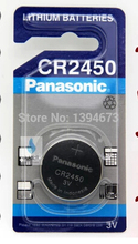 Buy HOT NEW CR2450 2450 Button battery 3V lithium battery for $30.00 in AliExpress store
