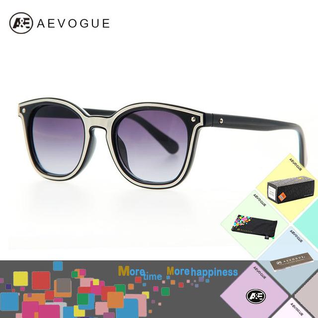 Aevogue с оригинальный чехол новые классический бренд мужская-очки мужчины бабочка солнцезащитных очков женская винтаж многоцветный линзы AE0148