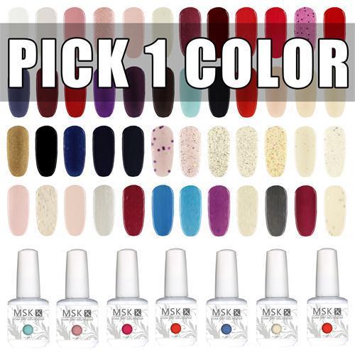Gelpolish MSK 236 цвет уф-гель из светодиодов помочь , от уф-гель лак для ногтей ...