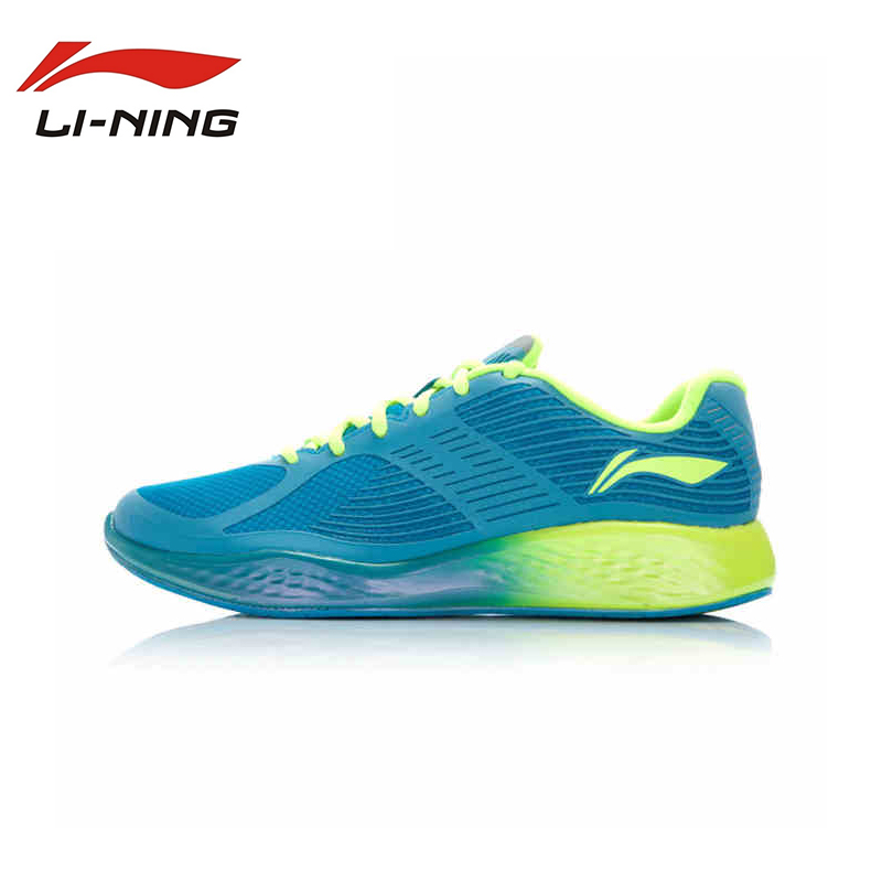 2016 new Li-Ning original men running shoes Li Ning Arch Sneakers portabl men Breathable mesh sports shoes free ARHJ005