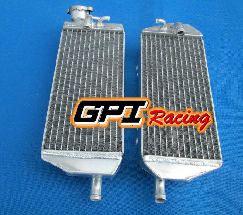 ALUMINUM RADIATOR FOR 2001-2006 Gas Gas EC250 EC/XC/DE/MC 200/250/300 2002 03 04 05(China (Mainland))