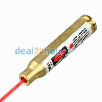 223 REM Лазерная Red Dot Картридж Диаметр Sight Sighter 5.56 Нато Оси Проекции Для Scope Охота Бесплатная Доставка