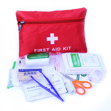 Home medical first aid kit outdoor camping survival first aid kits bag professional Urgently mini first aid kit storage box