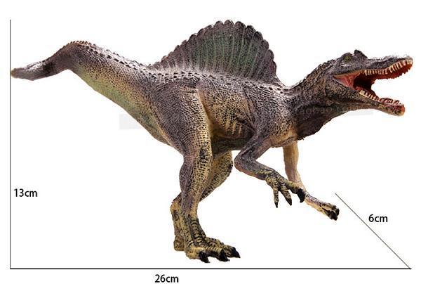 Feroz Tyrannosaurus Rex Allosaurus del jurásico parque juguete juguetes clásicos para niños niños colección modelo Animal(China (Mainland))