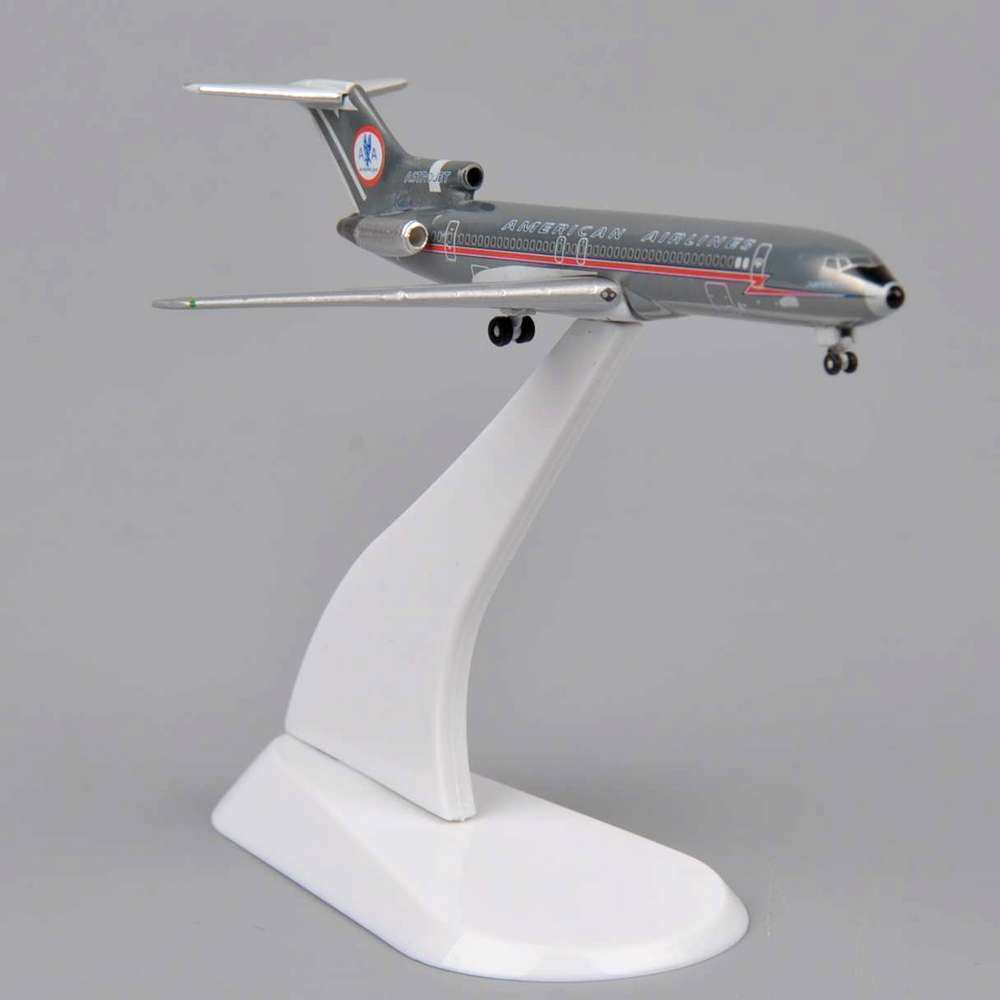 1:500 Scale Diecast starjets Airplane Mode Hobbies Aircraft Boeing AA NC809 American Airlines Model juguetes Toys Gifts D(China (Mainland))