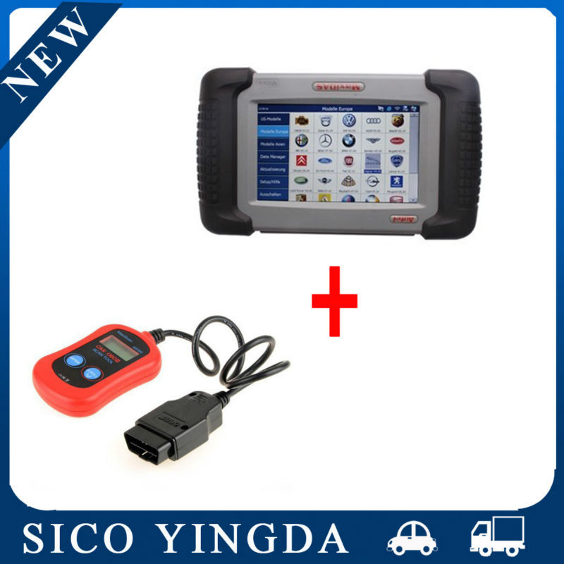 global version Oirignal Autel Maxidas DS708 Universal Diagnostic Scanner Car Diagnostic Tool MS300 as gift with Free shipping(China (Mainland))