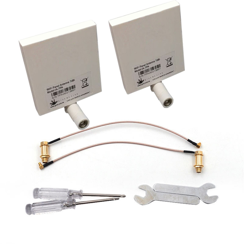 DJI Phantom 4 & Phantom 3 Advanced & Professional WiFi Signal Range Extender Antenna Kit