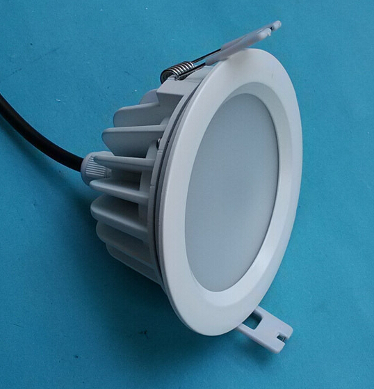 Wholeslae price Dimmable10W/15W LED downlight Waterproof Warm Cold White CE&amp;ROSH COB LED Ceiling lamp+led driver IP65 10PCS<br><br>Aliexpress