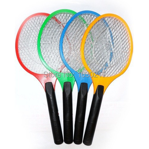 1pcs Rechargeable Electric Insect Bug Bat Wasp Mosquito Zapper Swatter Racket anti mosquito killer Electric Mosquito Swatter(China (Mainland))