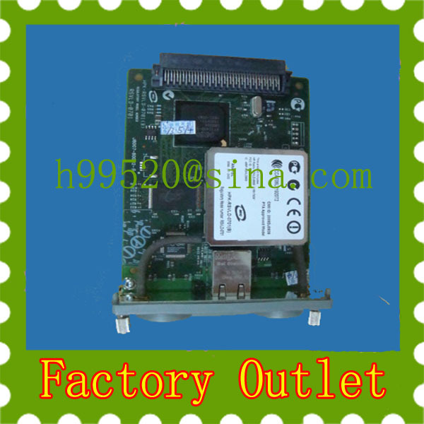 Jetdirect 690n j8019a 9250c Digital Sender IPv6/IPsec 802.11g Wireless Print Server j8007g, in stock .(China (Mainland))