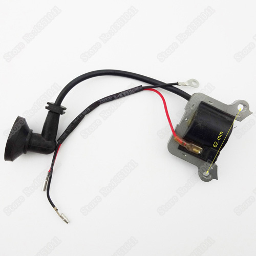 2 Stroke motocross Ignition Coil for 33cc 43cc 49cc Mini Chopper Pocket Bike Brush Engine Gas Petrol Scooters motorcycle Parts(China (Mainland))