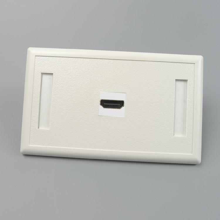 HDMI wall palte keystone(China (Mainland))