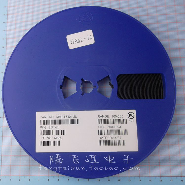 Components of 2 l MMBT5401 SMD triode Small current transistor a plate of 3 k--TFXD2(China (Mainland))