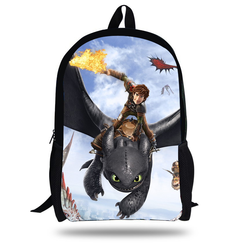 how to train your dragon bedding in a bag