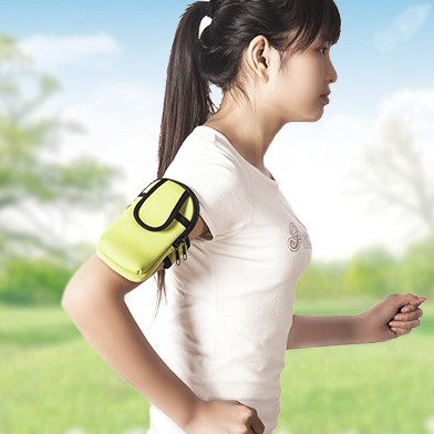 1pc Outdoor Arm Bag Cloth Bag Sport Arm Band Case Running Fitness Mobile Phone Bag Multi-functional Storage Bag 1767AB(China (Mainland))