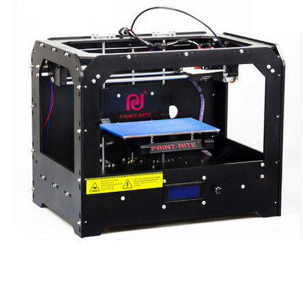 Print Rite 3D printer 3D print DIY stereo 3D one year ...