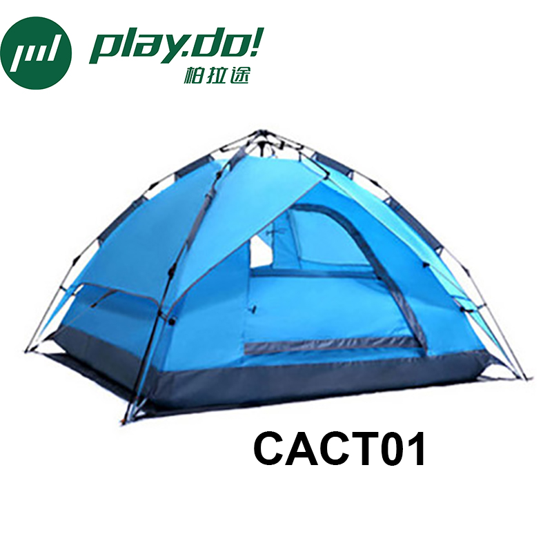 PLAYDO carpas camping tent outdoor hiking tienda de acampar barraca de acampamento CACT01 OEM and Customized(China (Mainland))