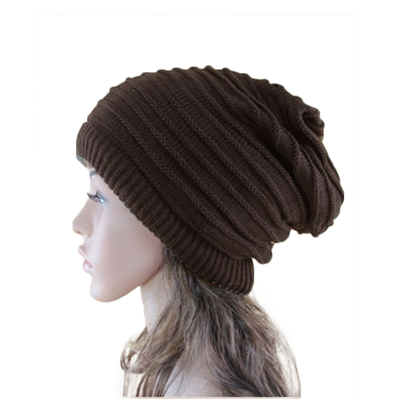 Brand 2015 New Fashion gorro Men Beanie Knitted Casual Caps Double Side Women Winter Hat casquette homme multifunction Scarves(China (Mainland))