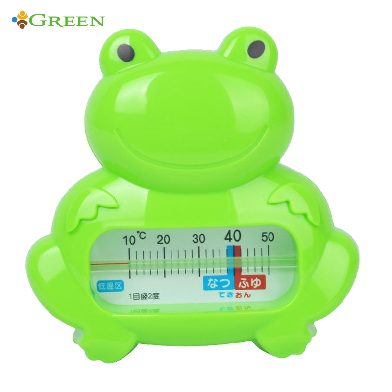 colorful quality newborn baby bath toys accessories thermometer water temperature kid care shower products for children float(China (Mainland))
