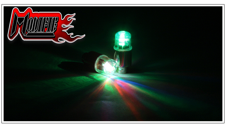 Motorcycle electric car conversion hub Hot Wheels colorful lamp lights flashing lights intelligent dual induction(China (Mainland))