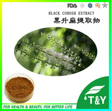 Herbal Products Wholesalers Supply Black Cohosh Extract 1000g(China (Mainland))