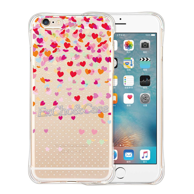 Case iPhone 5/5S/6/6S/6Plus/6SPlus Love różne wzory