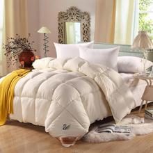 Cotton duvet Polyester duvets Comforter super warm quilt for winter super warm quilt(China (Mainland))