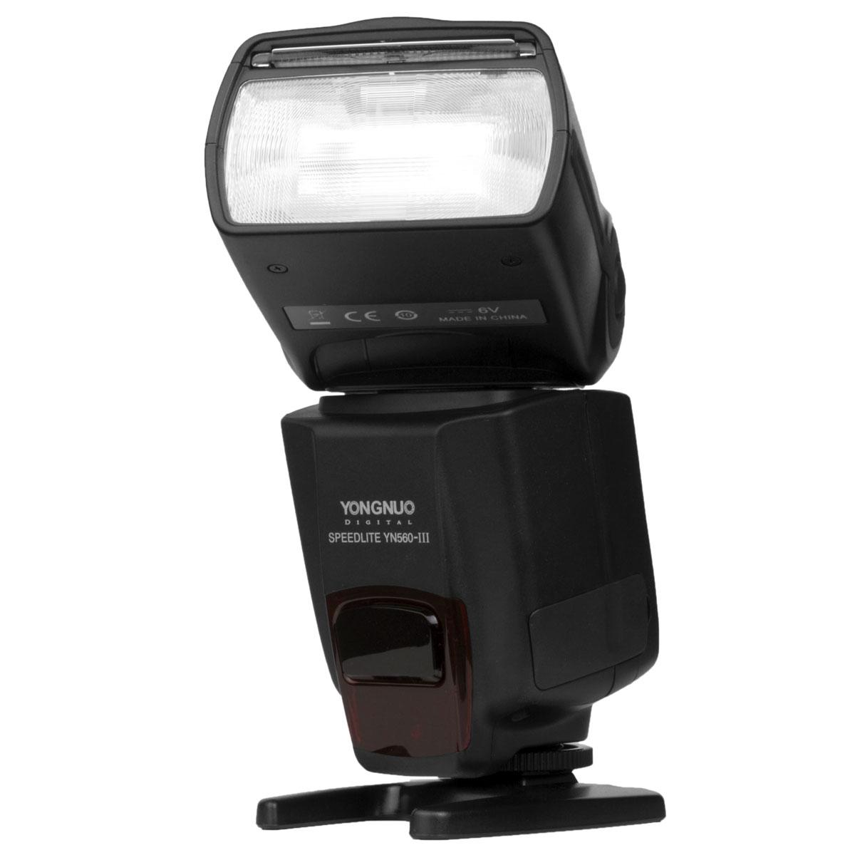 Yongnuo YN560 III LCD Flash for Speedlite Speedlight for Canon 1D 5D 6D 7D 60D LF242<br><br>Aliexpress