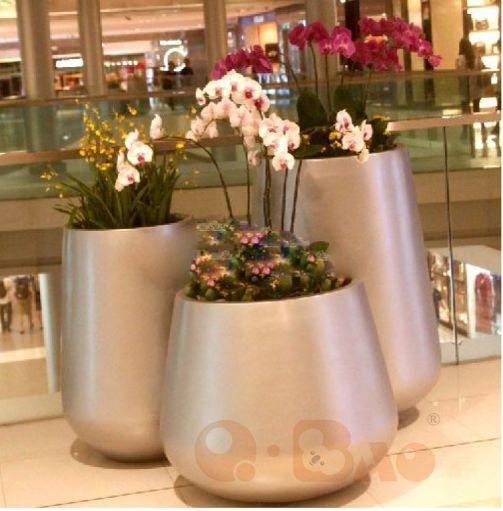 Garden flower pot garden ornaments planter pots in flower for Flower garden ornaments