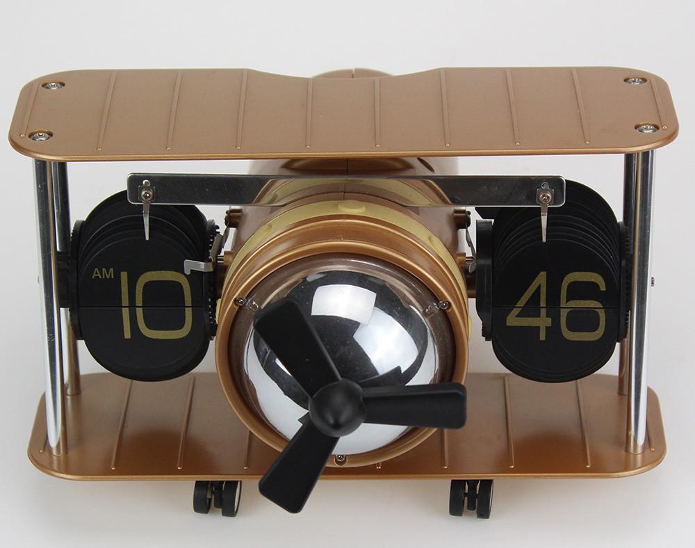 fighter wall table flip clock J1