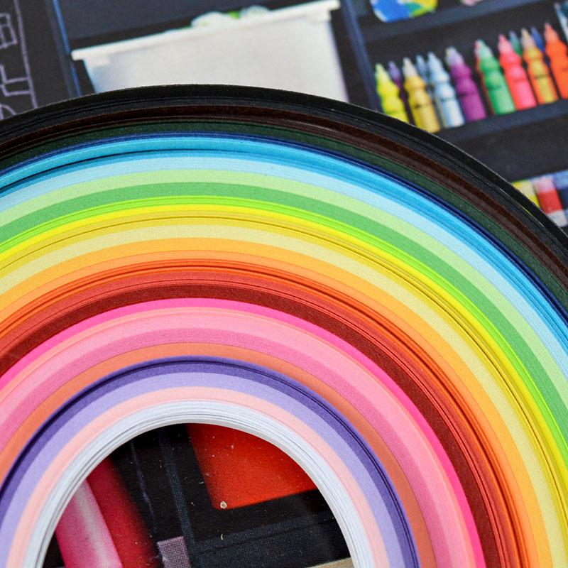 260 Stripes 3mm Craft Decor DIY Quilling Paper