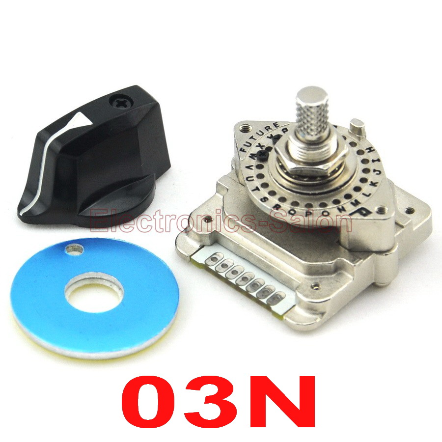 HQ Digital Code Rotary Switch, NDS-03N, Encode, for Industrial Control.<br><br>Aliexpress