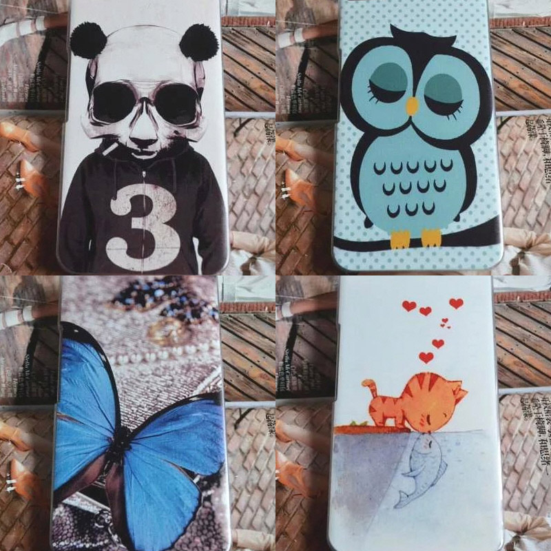 Wiko Goa case phone PC hard painted pattern cover LDF-f1 - Ohkoo Today's Deals Store store