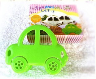 Sandwich Mold Car Shape Cookie Cutters Bread Stamps Toaster Maker Tools DIY Kitchen Tools(China (Mainland))